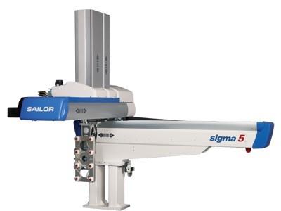 高速/高精度提取机 sigma5系列