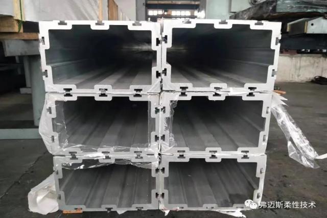 FMS桁架上下料中负载铝型材FHB300